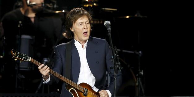 Paul McCartney nimmt Deutschunterricht für seine Konzerte