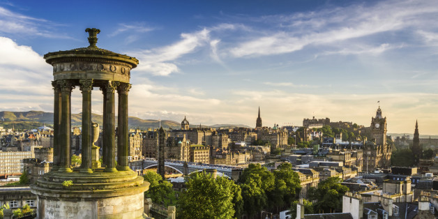 Edinburgh gilt als Athen des Nordens