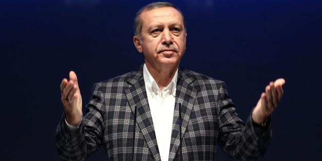 Türkeis Präsident Recep Tayyip Erdogan geht gegen Springer-Chef Döpfner in die zweite Instanz