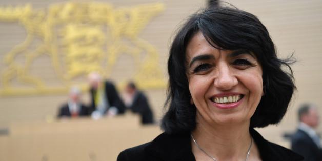 Muhterem Aras ist Deutschlands erste muslimische Landtagspräsidentin