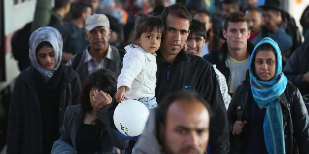 Längst nicht alle abgelehnte Asylbewerber verlassen Deutschland