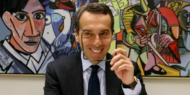 Österreichs neuer Kanzler: Der frühere ÖBB-Chef Christian Kern
