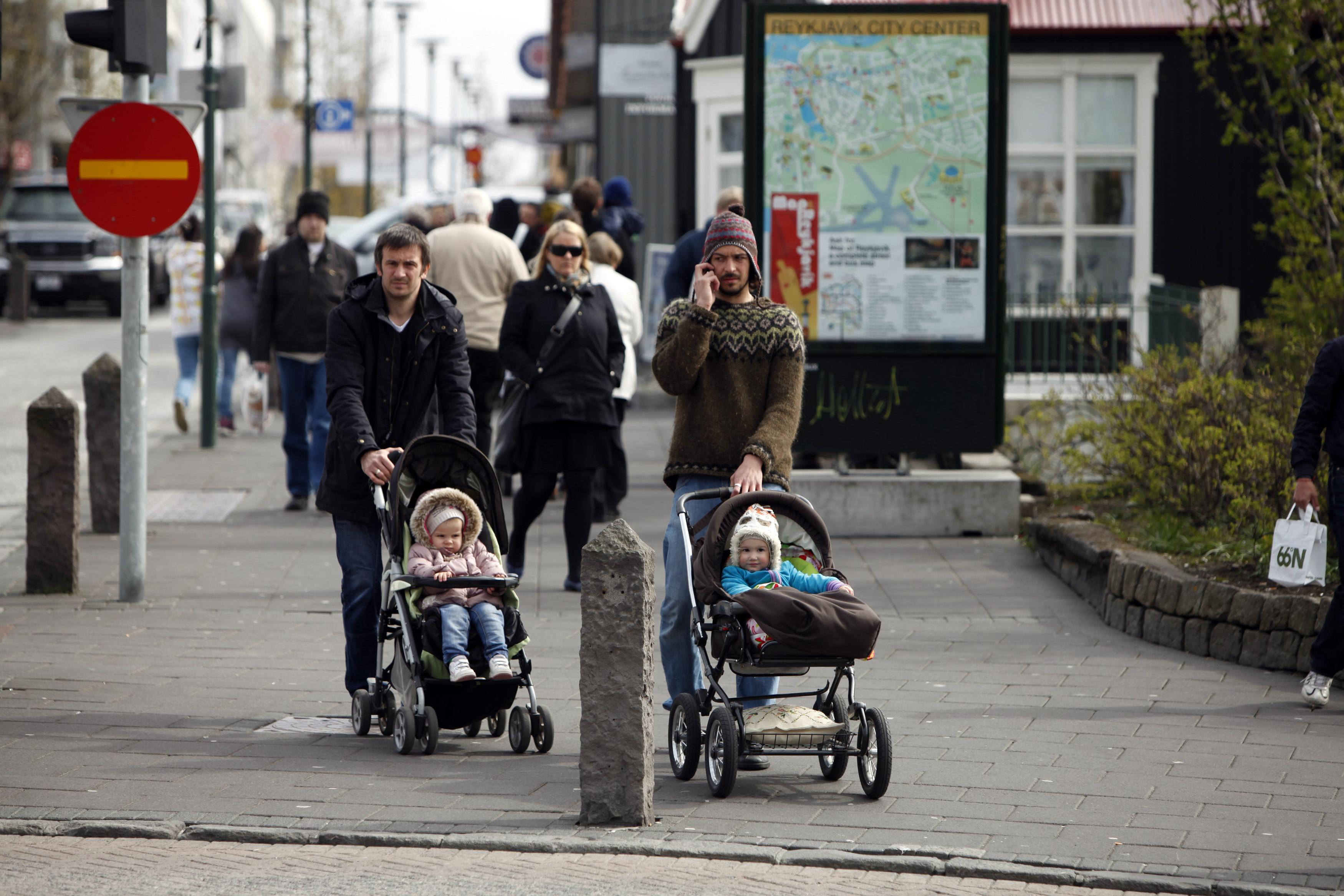 reykjavik economy