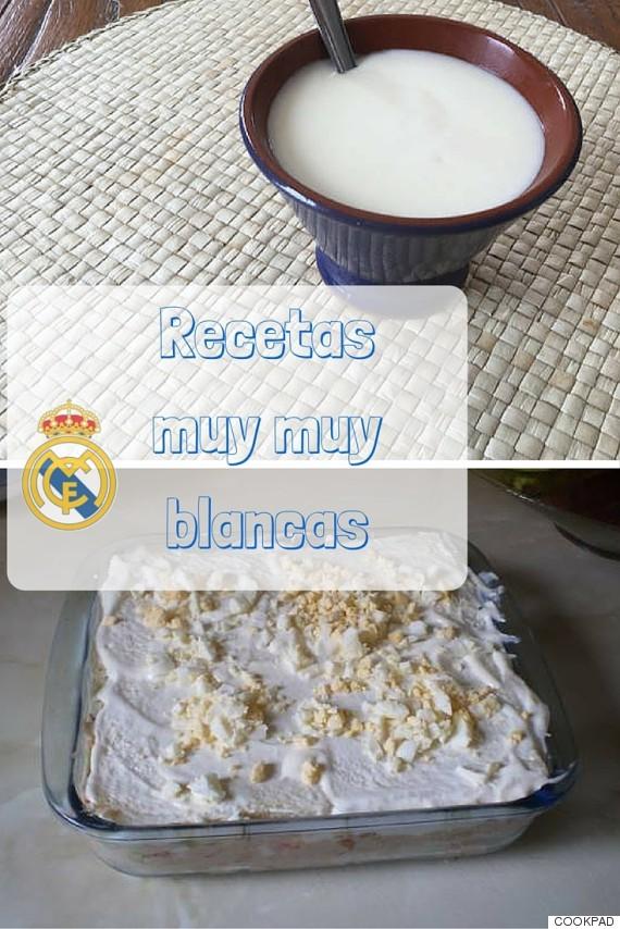 recetas blancas