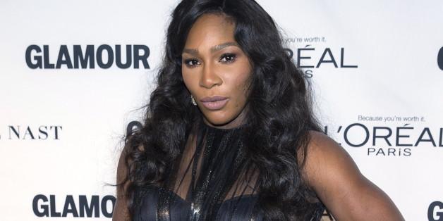 Serena Williams probierte im Hotel Hundefutter - keine gute Idee