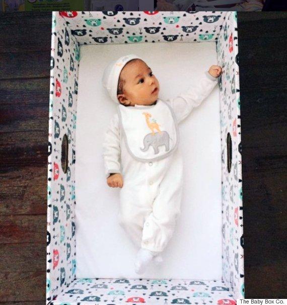 baby box ontario