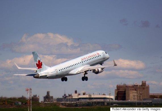 air canada airport