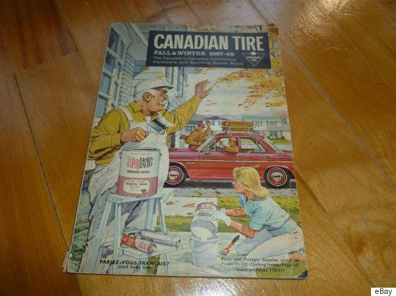 canadian tire catalogue