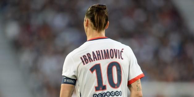 Zlatan Ibrahimovic annonce son départ du PSG
