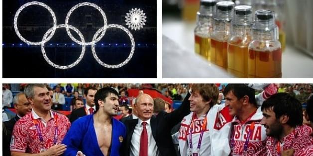 Massive Doping-Vorwürfe gegen Russland: Waren mehrere Athleten bei den Winterspielen 2014 in Sotschi gedopt?