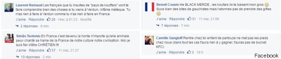 facebook black m
