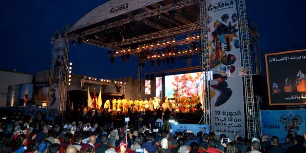 Pour sa première soirée, le festival Gnaoua a donné le ton