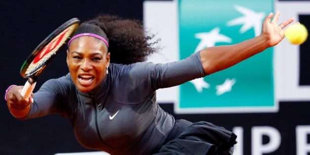 Serena Williams spielt am Freitag gegen die Russin Svetlana Kuznetsova