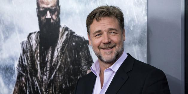 Russell Crowe erklärt, weshalb jüngere Schauspieler vor ihm Angst haben