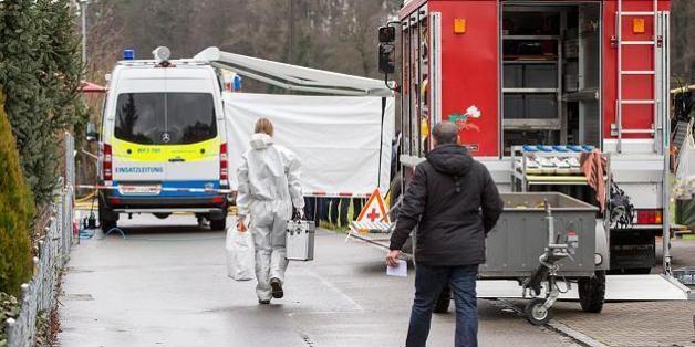 chweizer Polizei schnappt Mörder von vierköpfiger Familie