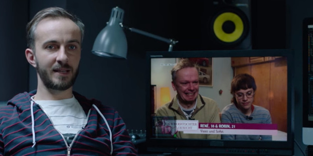 """In seiner ersten Sendung nach der Sendepause zerlegte Böhmermann die RTL-Sendung """"Schwiegertochter gesucht"""""""