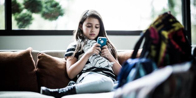 4 Tipps für alle vom Smartphone genervten Eltern