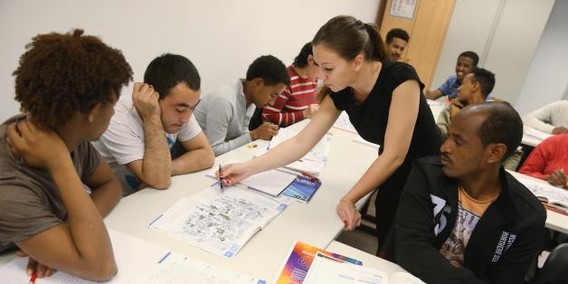 Deutschlehrer für Flüchtlinge sollen zukünftig besser vergütet werden