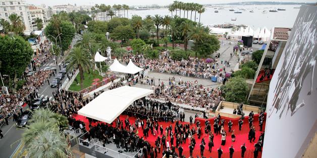 Aufruhr in Cannes