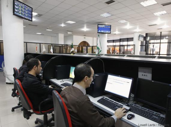 algiers stock exchange
