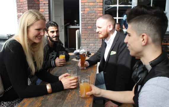 Dating refugees in germany