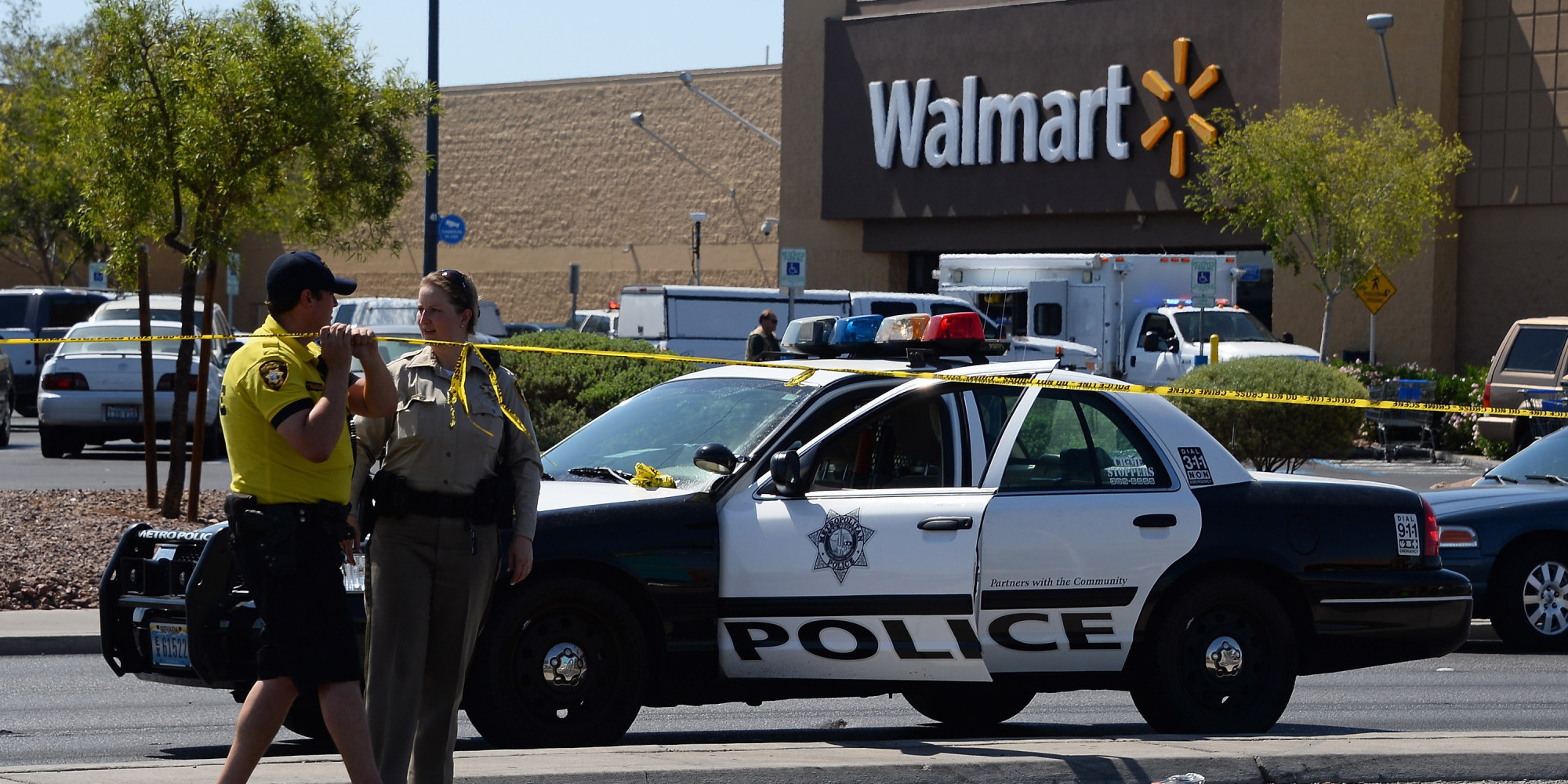 surfing wal mart s crime wave huffpost