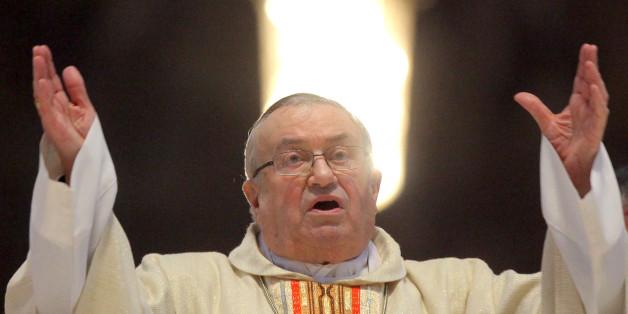Kardinal Lehmann tritt zurück