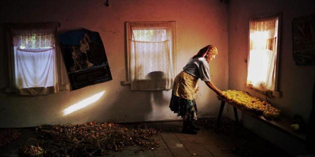 Bilder aus der Geisterstadt: Fotografin reist in Todeszone um Tschernobyl