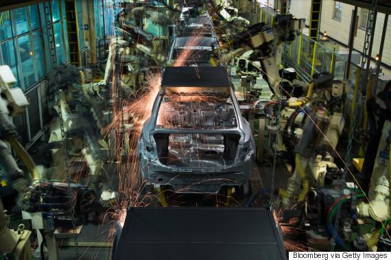 robots south korea manufacturing