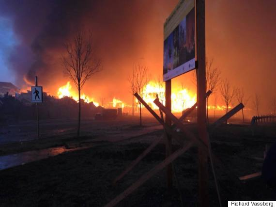 fort mcmurray fire