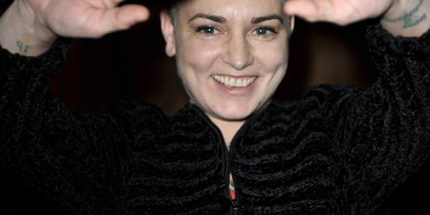 WEST HOLLYWOOD, CA - JANUARY 06:  Sinead O'Connor attends the 'Albert Nobbs' soundtrack release party at Palihouse Holloway on January 6, 2012 in West Hollywood, California.  (Photo by Jason LaVeris/FilmMagic)