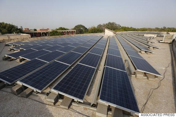 rooftop solar plant gandhinagar