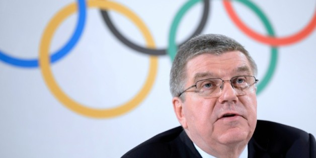 Le président du Comité international olympique (CIO), Thomas Bach, à Lausanne le 2 mars 2016