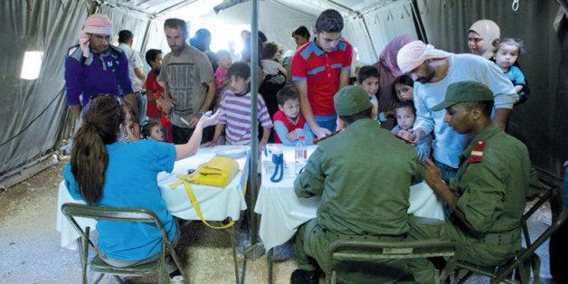 Camp de Zaatari: Un hôpital marocain au chevet des réfugiés syriens