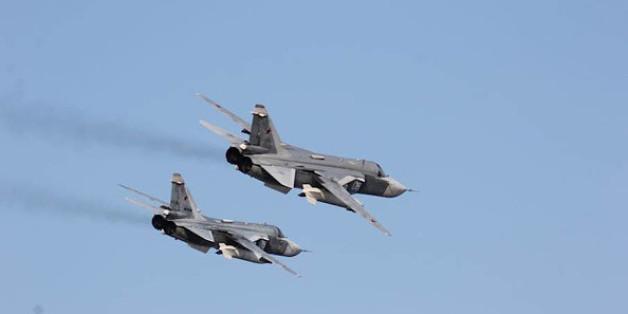 US-Jet von zwei chinesischen Flugzeugen bedrängt.