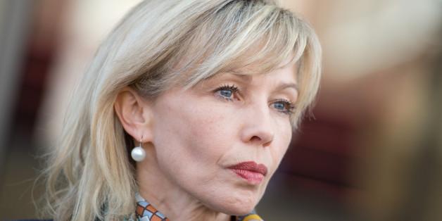 Doris Schröder-Köpf, Ex-Kanzler-Gattin und Niedersachsens Beauftragte für Migration und Teilhabe