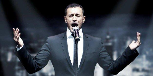 Le chanteur irakien Kadim Al Sahir