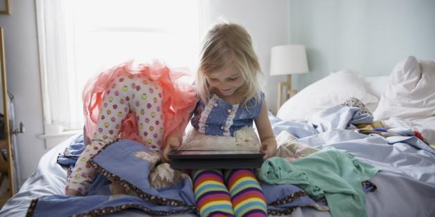 Kinder im Netz