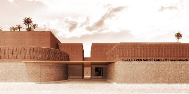 Le musée Yves Saint Laurent de Marrakech ouvrira le 19 octobre