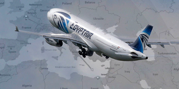 Rätselhafter Absturz von AirEgypt-Flug MS804: Welche Indizien für einen Terroranschlag sprechen