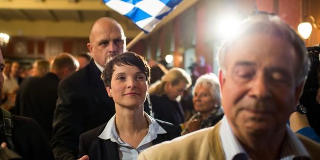 Verfassungsschutz beobachtet AfD-Mitglieder in Bayern