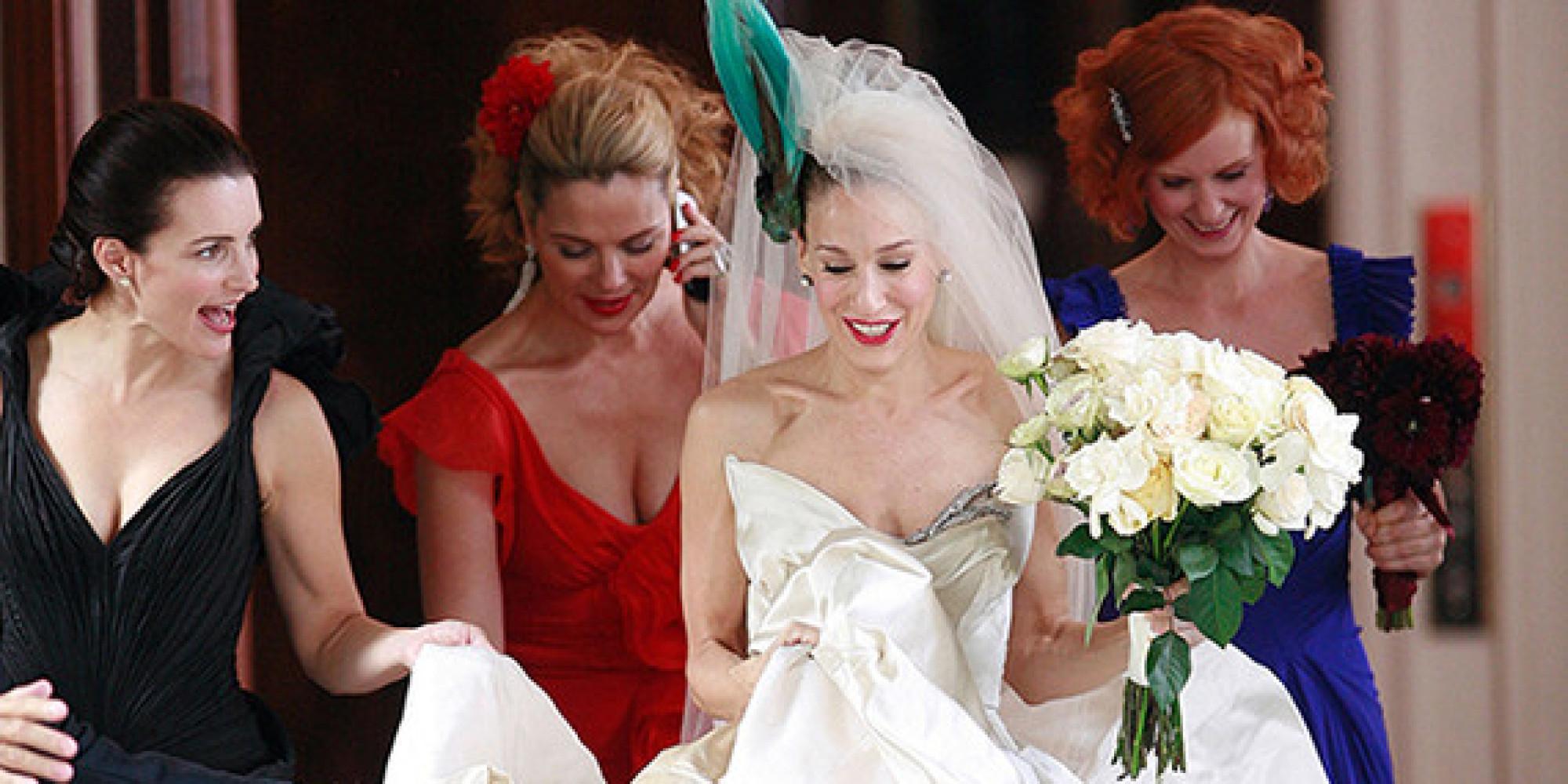 sex and the city wedding dresses – Fashion dresses