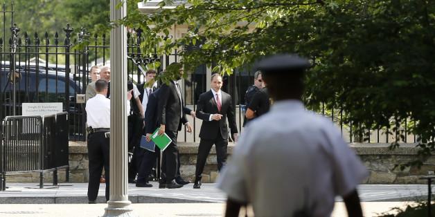 Washington: Weißes Haus nach Schüssen in naher Umgebung abgeriegelt