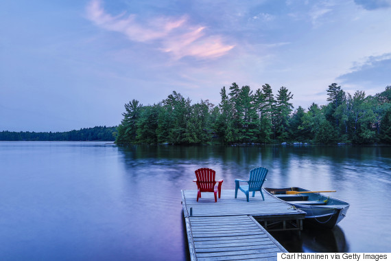 cottage country ontario