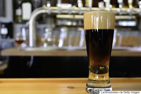 canadian bar beer