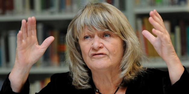 Die Frauenrechtlerin und Autorin Alice Schwarzer