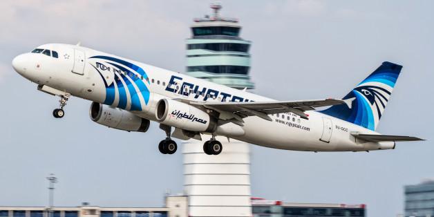 Des fumées détectées dans l'avion d'Egyptair juste avant sa disparition