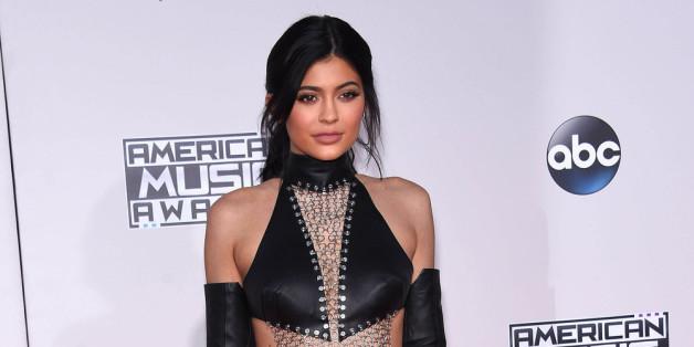 Kylie Jenner soll mit Rapper Tyga ein Sex-Tape gedreht haben