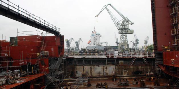 Nordkoreanische Zwangsarbeiter müssen in Polen schuften