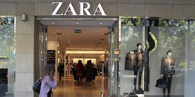 Spanner-Skandal bei Zara in München